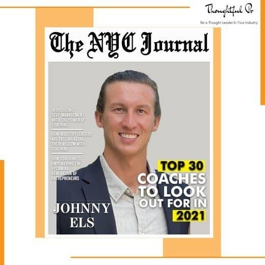 new york city journal - johnny els - top 30 coaches